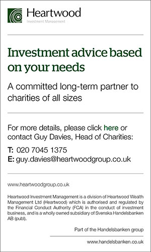 Heartwood advert