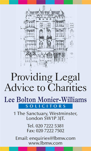 Lee Bolton Monier-Williams advert
