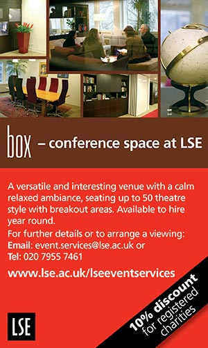 LSE Events advert