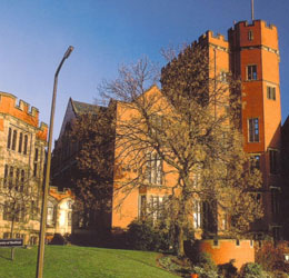 Sheffield University Firth Hall